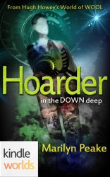 Hoader in the Down Deep - Kindle Worlds by miketabor