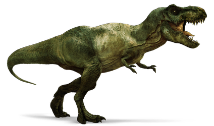 Jurassic World Young T rex by Martinmiguel