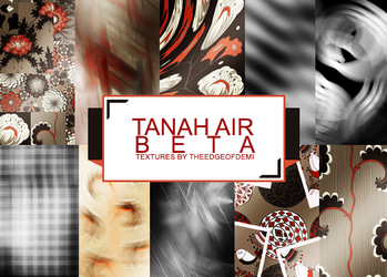 Tanah Air Beta Texture Pack by TheEdgeOfDemi
