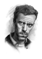 Dr. Gregory House by Kirana
