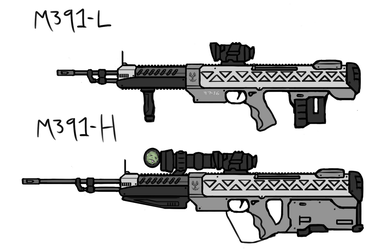 Halo Weapons by dropL05