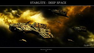 Stargate - Deep Space by Mallacore