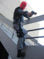 Red Hood Angle 1 by TS-Calibrate