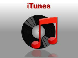 i.tunes icon by pamla