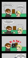 LoveMe Comic 13- NO TOUCHY by WingsofMorphius