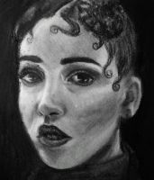 Portrait drawing 54 by nerdfighter17