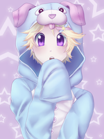 Puppy! Yoosung by ChaoticBlossoms