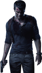 Uncharted 4   Render By Ashish913 By Ashish913-d7l by Barstun