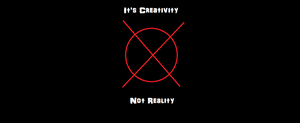It's Creativity, Not Reality by DemonaTheOperator