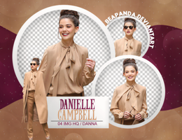 Pack Png #599 - Danielle Campbell by BEAPANDA
