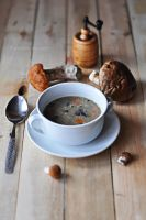 Fungi soup by fotografka