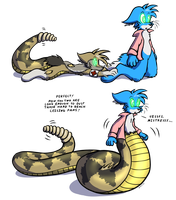 Snake Addition by Virmir