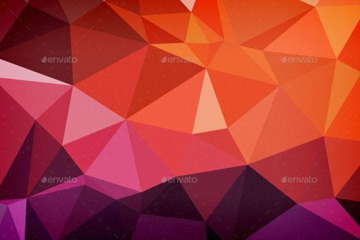 Polygon Backgrounds Vol 3  (Screenshot 1) by Cooltype-GR