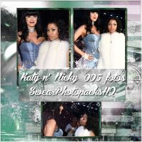 Photopack 39: Katy Perry and Nicky Minaj by SwearPhotopacksHQ