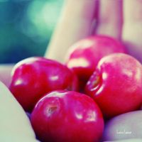 Reasons why I love Summer. Cherries. III by LuizaLazar