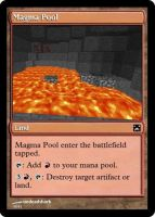 Magma Pool by theUNDEADSHARK