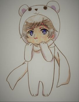 APH Russian Bear by tophgirl96
