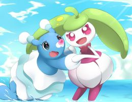Brionne and Steenee