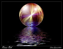 River Orb by GillsDigitalWorld