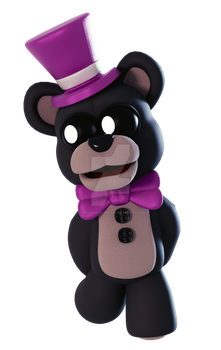 May-O Plushie Persona   .:Commission:. by CortezAnimations