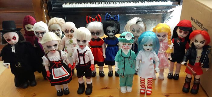 My Living Dead Doll Collection by jadelh