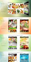 Healthy Diet for iphone by DoudouAiYuyu
