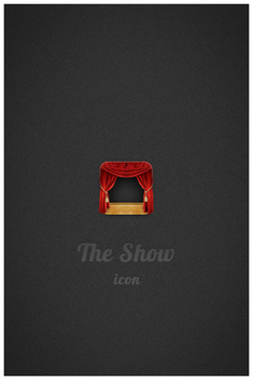 The Show Icon Preview by Real99