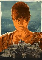 Mad Max: Fury Road | Furiosa by igorcampos