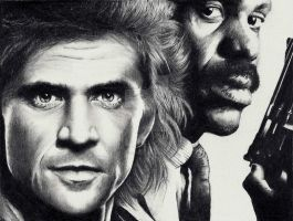 Gibson and Glover by Doctor-Pencil