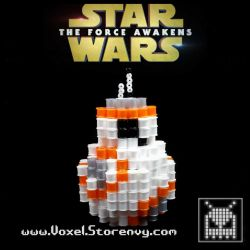Bb8 by VoxelPerlers