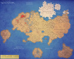 HB: Map of Endova 3.2 by The-Knick
