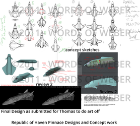 Republic of Haven Navy Pinnace 1920 PD Concepts by starfleet