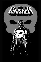 THE PUNISHER by cardiax