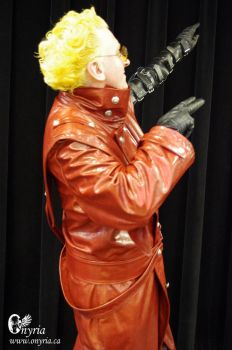 Vash the Stampede Cosplay - Side 2 by Onyria-mode