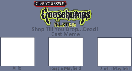 Goosebumps devious collection 10 favourites by - Goosebumps werewolf in the living room ...