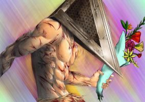 pyramid head by AliceVamp
