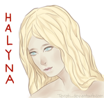 Halyna by Teroti