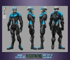 CCC2010 NIGHTWING Final MS by JeanSinclairArts