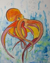 The Octopus by Jlombardi