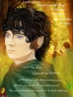 Frodo Ring Bearer by RobbieDGrimm