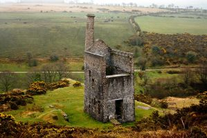 Old engine house by toosas