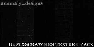 Dust-Scratches Texture Pack by britsnpieces