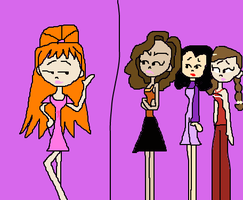 Daria Dance Party by Mileymouse101