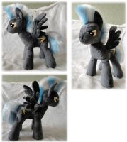 Thunderlane plush by Rens-twin