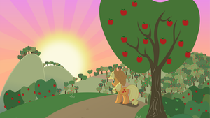 The Start of a New Day by RainbowDerp98