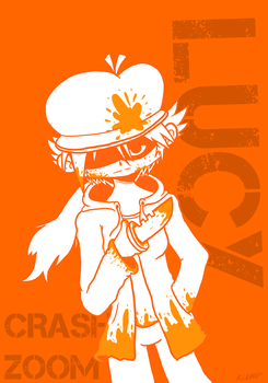 Crash Zoom: Lucy by Wonchop