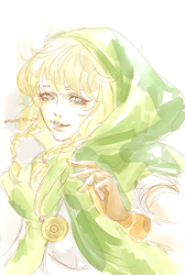 Linkle doodle by anashiache