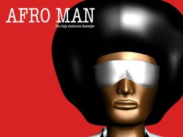 Afro Man by bbeckham