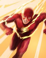 The Flash by irvintustin
