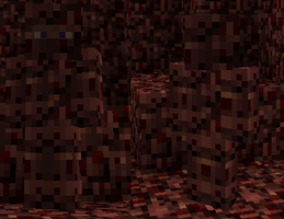 Nether Camo Minecraft Skin by Rocky401